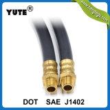 Fmvss106 Yute 금관 악기 이음쇠를 가진 유연한 공기 제동기 호스
