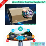 "Hot Cheap Gift Slim 2.4 ""Dash Car HD1080p Gravador de Vídeo Digital 1.3mega Car Camera DVR-2444"