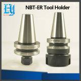 Nbt-Er tirada de cerco del sostenedor de herramienta de los cenadores para la máquina del CNC