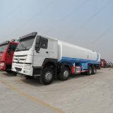 Sinotruck HOWO 8X4 25cbm Caminhão-tanque de transporte de combustível / óleo