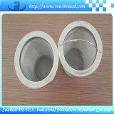 Cylindre de filtre de l'acier inoxydable 316