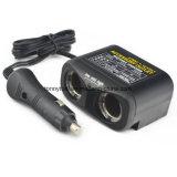 2-contactdoos DC12V Afzonderlijke de Splitser van de Contactdoos van de Adapter van de Aansteker