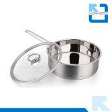 Latte dell'acciaio inossidabile di alta qualità 304/POT della minestra ed insieme del POT