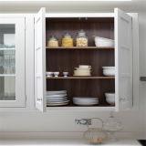 専門家によってカスタマイズされる贅沢で標準的なイタリア様式のゴム製木製の台所家具