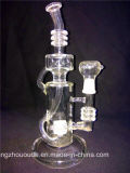 De Rokende Waterpijpen van het Glas van de matrijs met de Recycleermachine van het Water A029