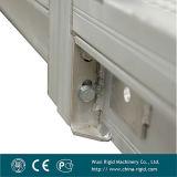 Gondole à vis en aluminium de construction de nettoyage de façade d'étrier de l'extrémité Zlp500