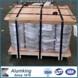 調理器具のための熱間圧延の3003焦げ付き防止アルミニウム円