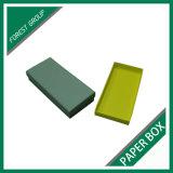 Rectángulo verde de Gifyt de la pluma de la cartulina con la tapa (FP8039157)