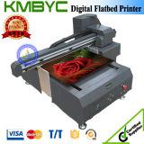 Impresora plana del formato A2 para la caja de la camiseta/del teléfono, Woode, de cerámica (BYC6060)