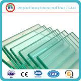 glace de flotteur claire de 5mm Temperable avec le certificat d'OIN