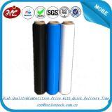 Pellicola di stirata blu e nera di colore della pellicola di imballaggio con involucro termocontrattile