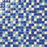 Het Glas van de Kleur van de mengeling en het Mozaïek van de Steen (VMS8131, 300X300mm)