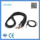 Sensor de temperatura del uso Ds18b20 del rectángulo del congelador o de hielo de Shangai Feilong