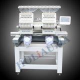 De beste Prijs van de Machine van het Borduurwerk van de Computer van Type twee Tajima Hoofd voor GLB/T-shirt/vlak Borduurwerk