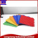 Deportes pasillo de encargo coloridos que suela solar industrial de los PP