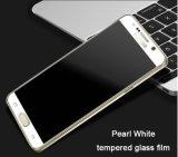 Протектор экрана Tempered стекла наградного Анти--Фингерпринта водоустойчивый на примечание 5 галактики Samsung