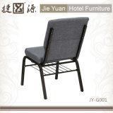 製造業者灰色のパッドを入れられた教会家具の椅子(JY-G001)