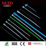 Laços de cabo de nylon N66 PA66 com rótulo