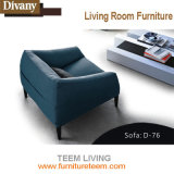 Lebende Divany Möbel-exklusives Entwerfer-Sofa ausgießen