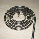 Tubo standard/tubo dell'acciaio inossidabile di AISI 316 senza giunte o saldato