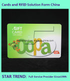 Cartão de sociedade do cartão da lealdade do cartão do disconto para o VIP