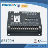 Système de contrôle de vitesse 6700h Diesel Generator Control Unit