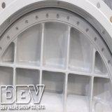 Vanne papillon industrielle de bride de Qt450 Wormgear