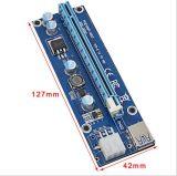 USB3.0 PCI-Eは1X To16Xエクステンダー暴徒のカードのアダプターVerを表現する。 006c