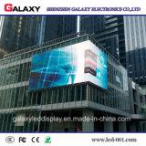 Étalage d'écran fixe extérieur de module de la galaxie DEL pour annoncer P4/P6.67/P8/P10/P16