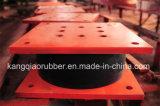 Het RubberdieLager van uitstekende kwaliteit van het Lood voor Brug in China wordt gemaakt