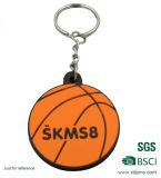 Выдвиженческий изготовленный на заказ PVC резиновый Keychain способа для рекламировать подарки сувенира