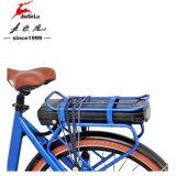 700C都市アルミ合金フレーム250Wのブラシレスモーター電気自転車