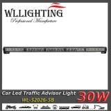 Luz de segurança do conselheiro do tráfego da luz de advertência do diodo emissor de luz para o caminhão