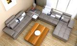 大きいブラウンのクッションのソファー、大きいSeaterのソファーデザインソファ(TG-5005)