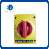 AC de Schakelaar van de Isolator van de Roterende Schakelaar 415VAC 4 Pool