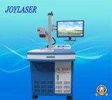 Máquina caliente de la marca del laser de la fibra de la venta 20W Raycus para el metal