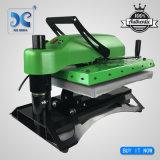 Le double chaud de vente a dégrossi machine de presse de la chaleur de sublimation de teinture
