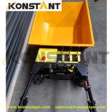 300kg idraulico che carica mini scaricatore con iniziare elettrico