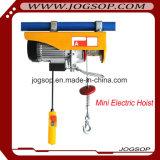 드는 소형 전기 체인 호이스트 건축용 기중기 게양