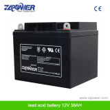 12V 4-250ah AGM Battery - AGM Deep Cycle Sealed Free Maintenance Bateria de ácido-chumbo
