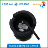 Ce&RoHS genehmigte Tiefbaulampe RGB-3W LED