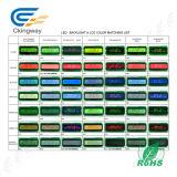 Dessin monochrome LCM de l'écran LCD 128*64 de dent