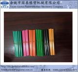 60-70 pro minuziöse mit hohem Ausschuss Plastikbleistift-Strangpresßling-Zeile