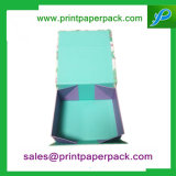 Изготовленный на заказ роскошная коробка хранения коробки ювелирных изделий коробки подарка картона упаковки печатание