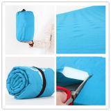 De Kleurrijke Openlucht het Kamperen van de Lucht Opblaasbare Matras van uitstekende kwaliteit van het Bed