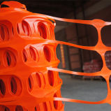 Feito na China HDPE Orange Safety Net