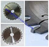 Tct de sierra circular cortante de la cuchilla metales no ferrosos