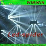 Intimidator 9eyes LED 거미 이동하는 맨 위 광속 빛