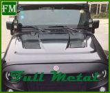 Wärme-Verkleinerungs-Motor-Deckel-Eisenbahn-Mütze für Jeep Rubicon Sahara