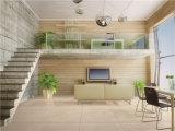 Rustikale keramische glasig-glänzende rustikale Fußboden-Fliese des Dekor-600X600mm